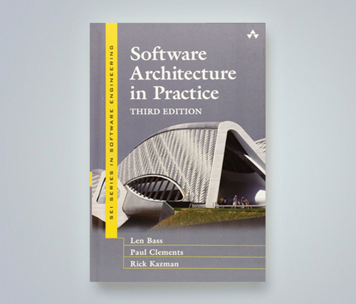 Что читать: Software Architecture in Practice