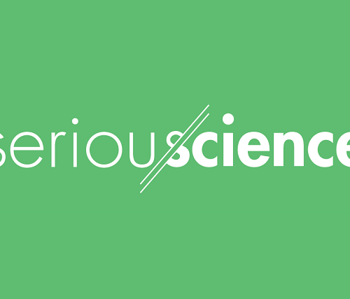 Serious Science: it's time to get serious!