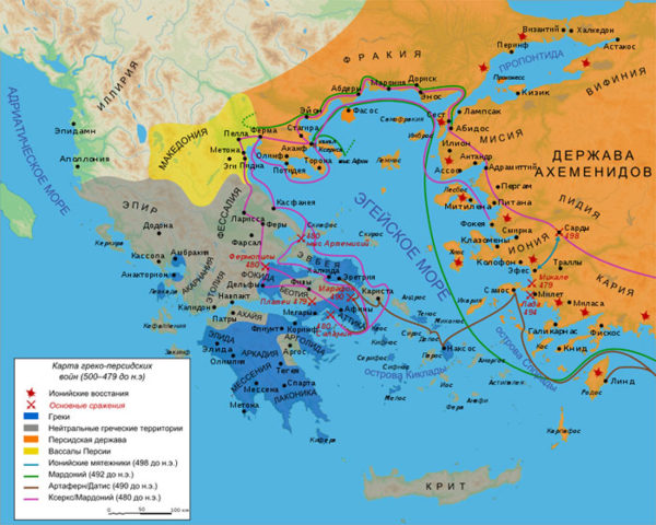 the background of the sparta tegea alliance after the second median war